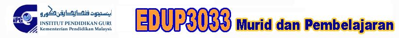 EDUP3033 Logo